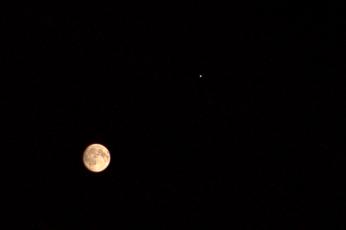 Moon and Jupiter conjunction — Derick Rethans