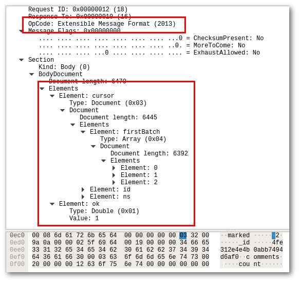 Wireshark and MongoDB 3 6 — Derick Rethans